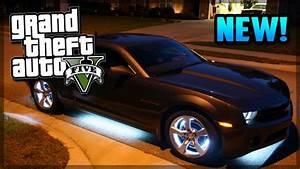 Gta 5 New Car Underglow Customization   Gta V