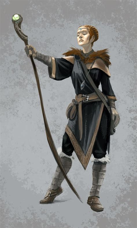 170 Best Skyrim Concept Art Images On Pinterest Fantasy