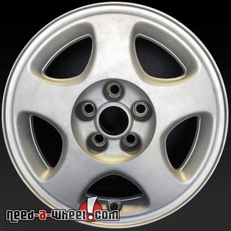 Mitsubishi 3000gt Rims by 16 Quot Mitsubishi 3000gt Oem Wheels 1991 1993 Silver Stock