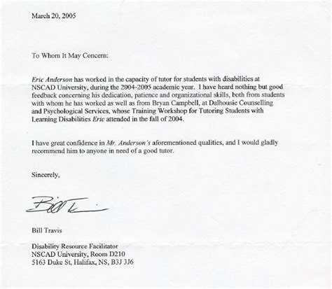 sle recommendation letter for ms in computer science