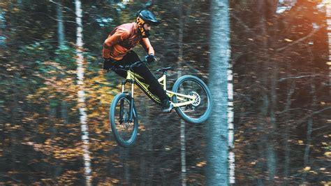freeride bikepark shredding lukas knopf youtube