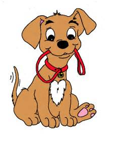 Cute Dog Clip Art