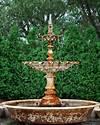 Garden Antique Decorating - Landscaping Network victorian garden fountain