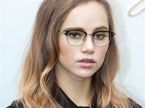 lunette de vue tendance elles nous ont tap 233 dans l œil d 233 couvrez les lunettes tendance de la rentr 233 e closer