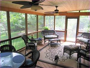 Popular Enclosed Porch Ideas Design - Karenefoley Porch