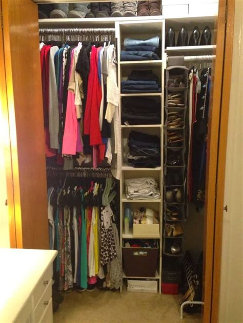 apartment closet organization ideas 88 best images about being organized on pinterest closet organization menu planners and pantry