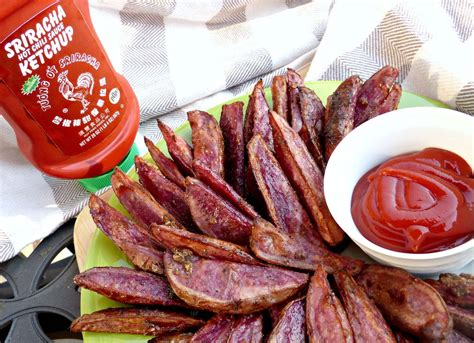 A Squared: Baked Chinese Five Spice Fries with Sriracha ...