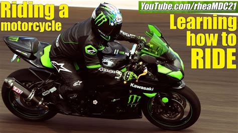 How To Ride A Motorcycle? Learn How To Ride. The Best