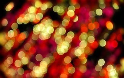 Christmas Lights Resolution Bokeh Wallpapers Noel Walldevil