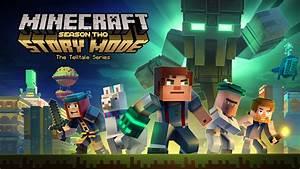 Minecraft Story Mode Season 2 Gets New Trailer To Kick