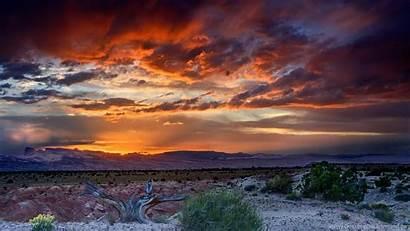 Desert Sunset Wallpapers Desktop Background