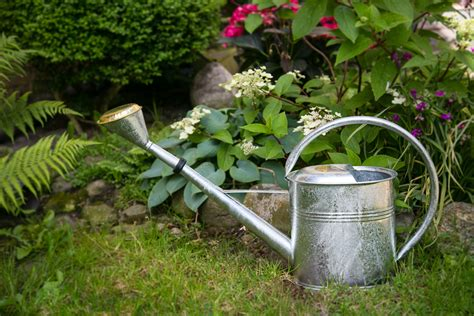 somit gießen gartenmöbel gie 223 kanne metall verzinkt 8 liter