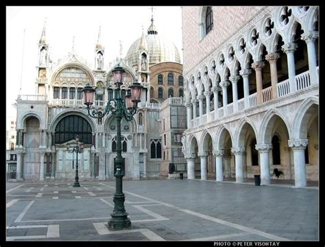 St Marks Square Venice Italy Euro Trip Pinterest