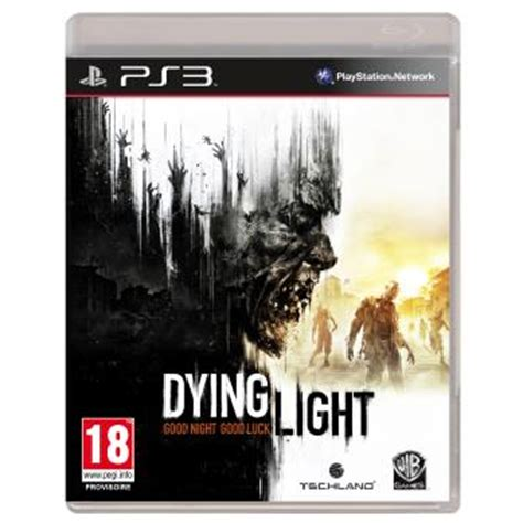 dying light for ps3 dying light ps3 sur playstation 3 jeux vid 233 o top prix