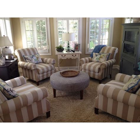 chairs  ottoman dining room spaces living room