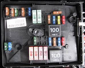 Fusebox Layout  Manual Is Wrong    Vw