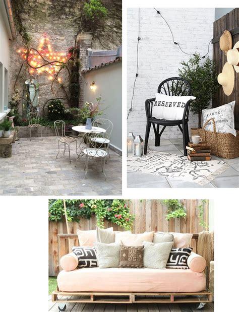 mode demploi pour une terrasse boheme blueberry home