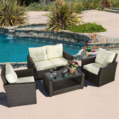 affordable variety outdoor wicker patio 28 images