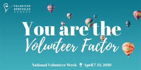 campaign kit nvw  national volunteer week nvw