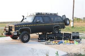 Ultimate Hunting Truck
