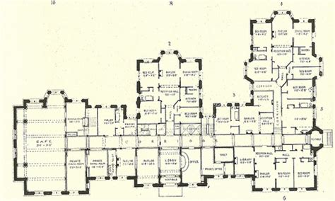 floor plans mansions luxury mansion floor plans historic mansion floor plans