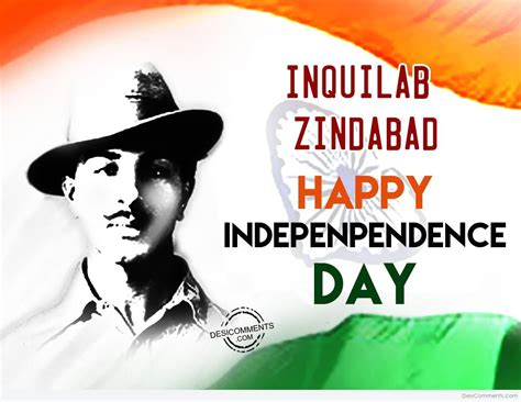 inquilab zindabadhappy independence day desicommentscom
