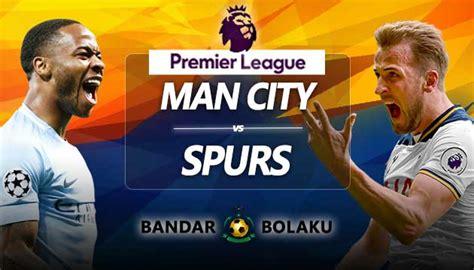 Prediksi Skor Manchester City vs Tottenham Hotspur 17 ...