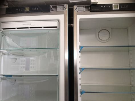 liebherr kühlschrank cu liebherr by side k 252 hlschrank side adger