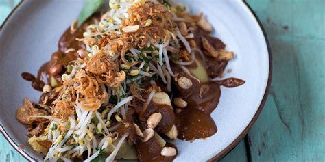 surabaya tofu salad tahu tek recipe lifestyle food