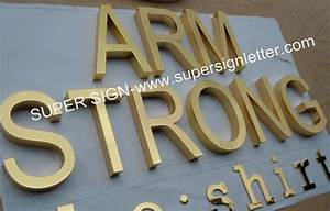 brass lettering polished brass lettering 01 brass sign With brass letters for signs