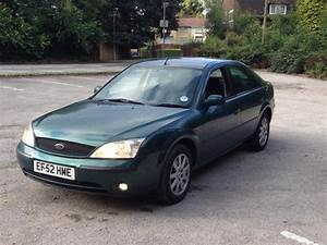 Ford Mondeo 2002 : ford mondeo ghia 2002 reviews prices ratings with various photos ~ Medecine-chirurgie-esthetiques.com Avis de Voitures
