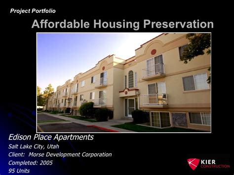 utah housing corporation experience the diffference