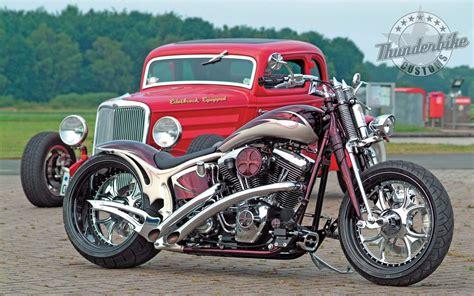 Thunderbike Custom Chopper Bobber 1tbike