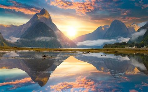 milford sound  zealand travel guide tours