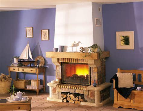 hotte cuisine décoration hotte cheminée