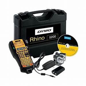 free shipping dymo industrial rhino 5200 label maker kit With free shipping label maker