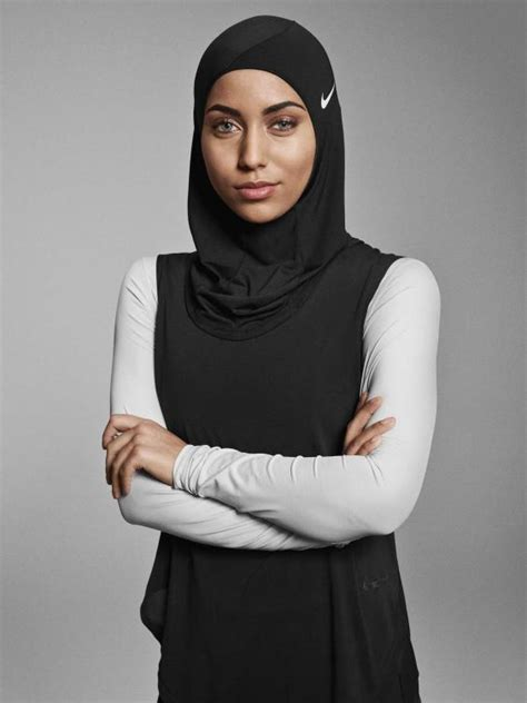 nike launches  high performance hijab  muslim athletes