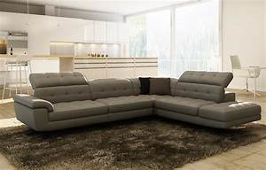 Meubles SOFA CALIA 992 Montral Sofa Sectionnel SOFA