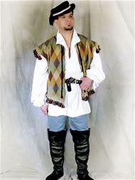 Male Gypsy Costume Men