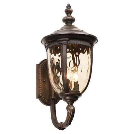 bellagio collection 21 quot high outdoor wall light
