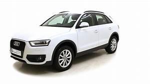 Audi Nice La Plaine : voiture audi q3 2 0 tdi 140 ch ambiente gps x non occasion diesel 2014 15469 km 30690 ~ Gottalentnigeria.com Avis de Voitures