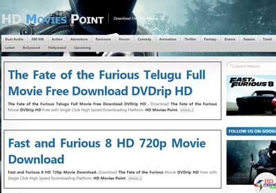 Top Sites For Free Movies Download