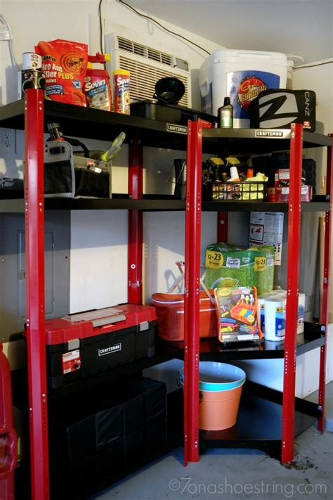 Garage Shelving Sears by Give Garage Space Of His Own This S Day Sears