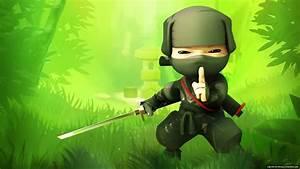 Flipped Cartoon Ninja Wallpapers HD Free - New HD Wallpapers