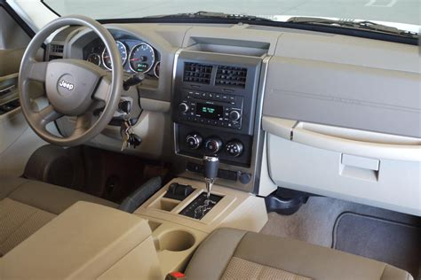 jeep liberty 2010 interior auto blog autos weblog