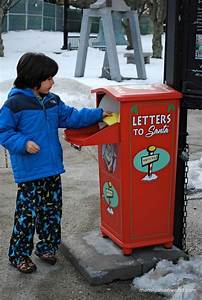 1000 images about santa mailbox on pinterest With letters to santa mailbox green