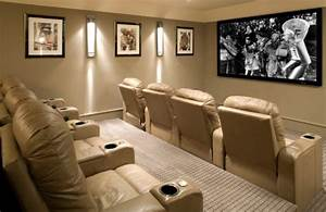 Media Home Cinema : 35 modern media room designs that will blow you away decorations tree ~ Markanthonyermac.com Haus und Dekorationen