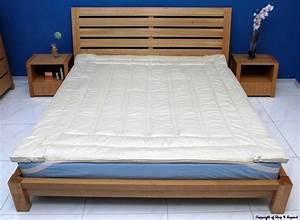 Organic wool king mattress pad topper down alternative ebay for Best down mattress pad