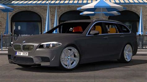 Mod Car Bmw Minecraft 1 5 2 by Bmw M5 Touring Upgrade 1 30 Car Mod Ets2 Mod