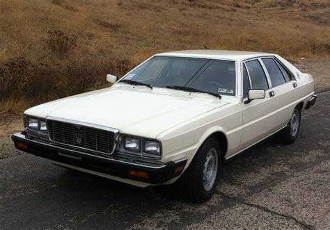 how to learn about cars 1985 maserati quattroporte lane departure warning 1985 maserati quattroporte information and photos momentcar